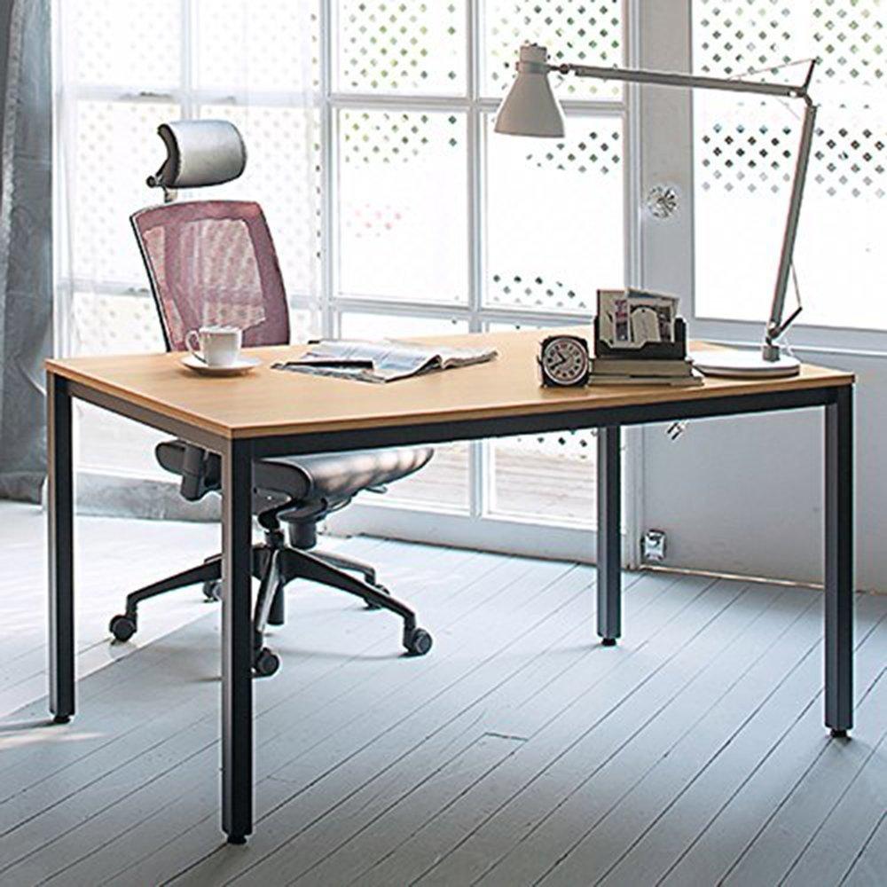 """Umeroom Computer Desk 44"""" Large Size Office Desk Workstation for Home &  Office Use"""